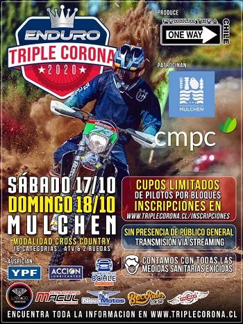 Triple Corona 2020 - Mulchén