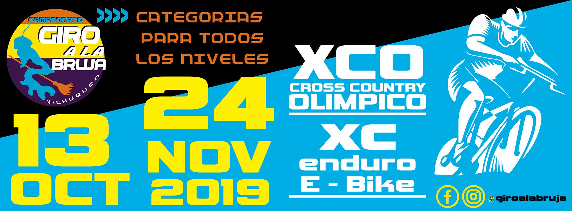 Canpeoato XCO Giro a la Bruja - Vichuquen