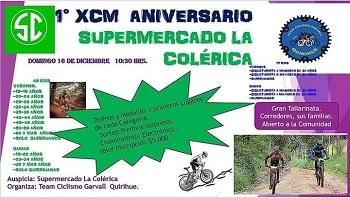 1° XCM Aniversario Supermercado La Colérica