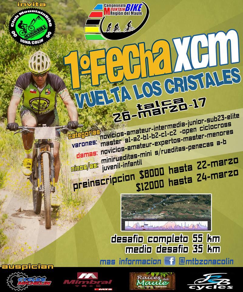 Primera Fecha Campeonato Regional Del Maule - Talca